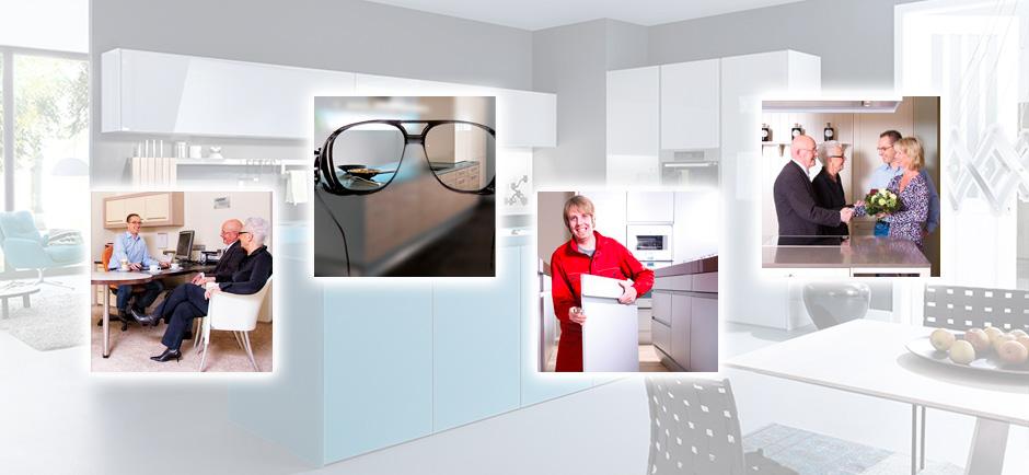Ihr Weg zur neuen Küche Küchenstudio Hannover H. von Roon
