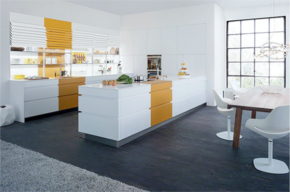 Moderne Kueche LEICHT Tocco Classic Küchenstudio Hannover
