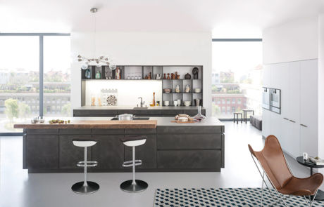 Küchenstudio Waldheim Küche H von Roon