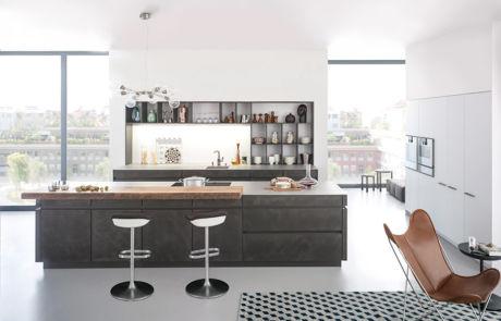Küchenstudio Wülfel Küche H von Roon